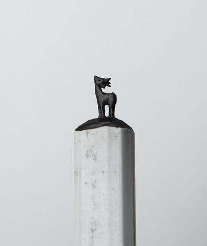 The Lone Deer (detail)