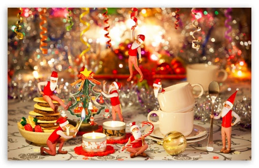 Christmas Fun HD wallpaper for Wide 16:10 5:3 Widescreen WHXGA WQXGA