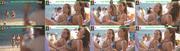 Oceana Basilio e Barbara Norton de Matos sensuais em biquini na novela Paixão
