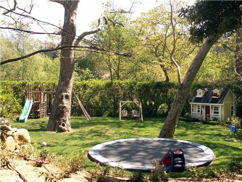Large Back Yard Landscaping Ideas