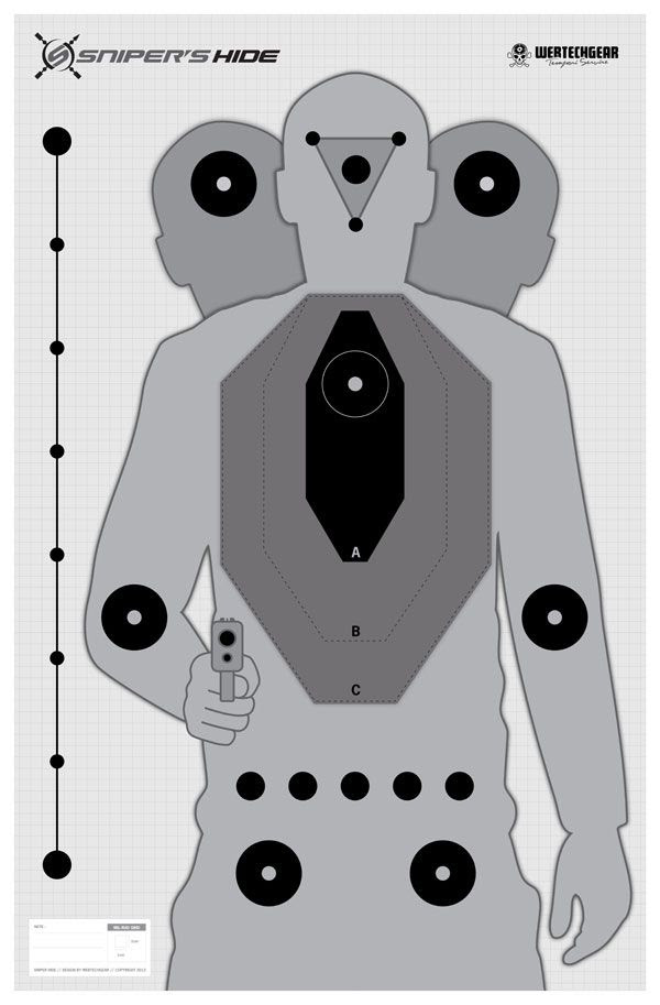 1000+ images about Targets on Pinterest   Pistols, Steel plate and ...
