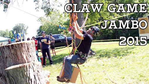 TCC Made Fun! TreeStuff.com Jambo Claw Game