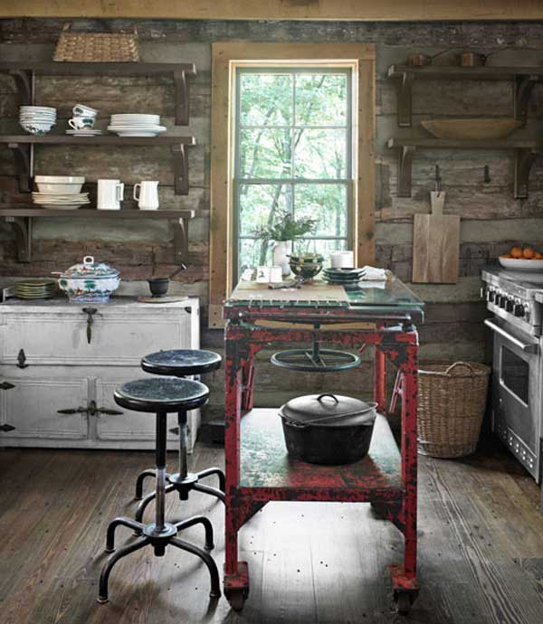 Rustic Kitchen Ideas Diy
