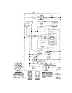 Craftsman Riding Mower Electrical Diagram | Wiring Diagram