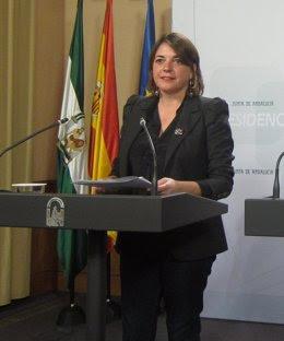 Elena Cortés, este martes