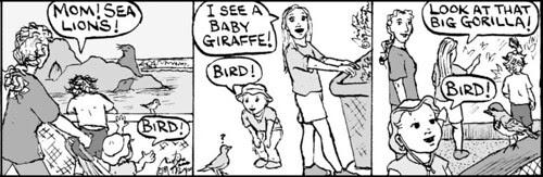 Home Spun comic strip #377