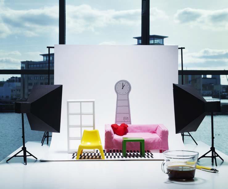 Huset dollhouse furniture.... -Ikea 2014 catalog: The surprises ...