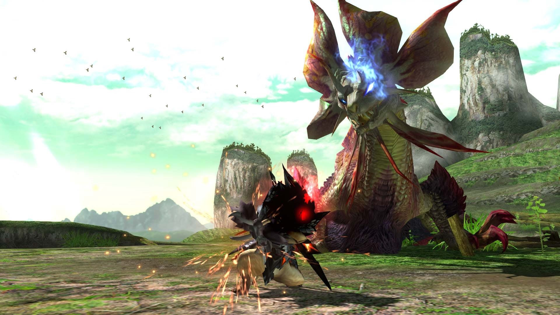 Monster Hunter XX's Switch demo is out now in Japan, here's how to play it worldwide screenshot