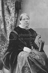 photo of Harriot Hunt, first professional woman doctor