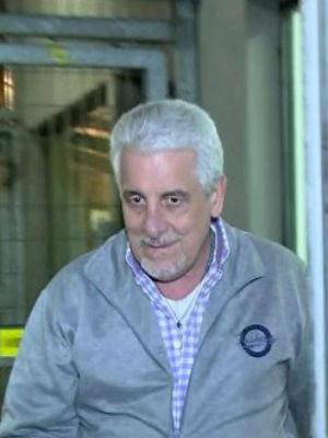 Henrique Pizzolato é solto na Itália (Foto: Reprodução)