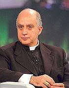 L'arcivescovo Fisichella
