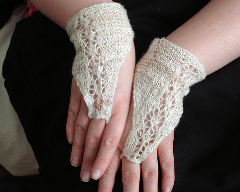 Downton Abbey Wrist Warmers