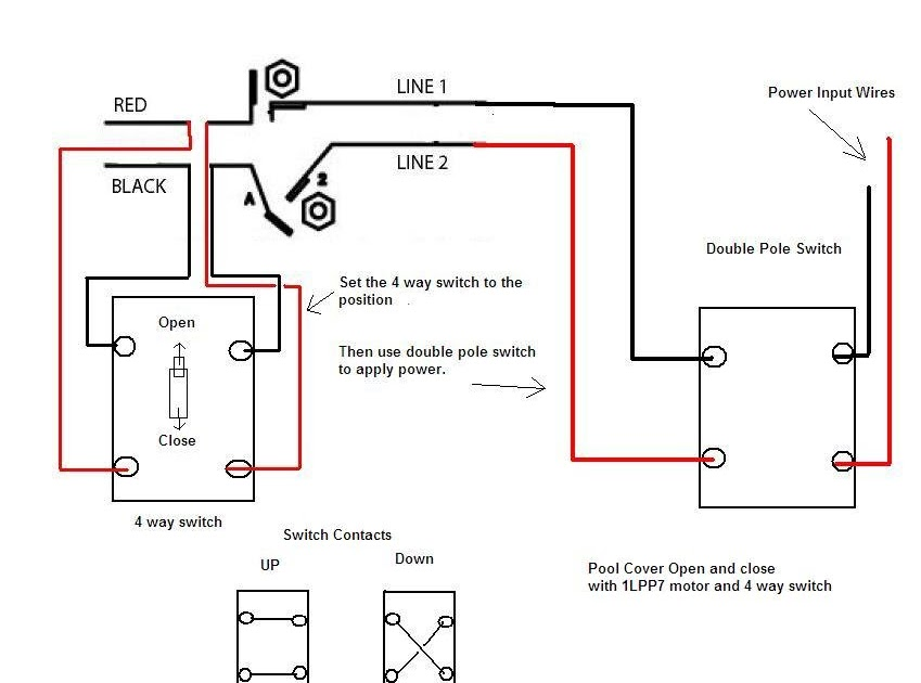 Electric Motor Switch Wiring Diagram  Electric  Free Engine Image For User Manual Download