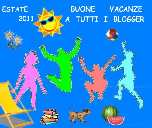 estate,vacanze,blogger,amici,