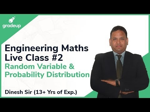 Engineering Mathematics Revision Class #2 | Random Variable