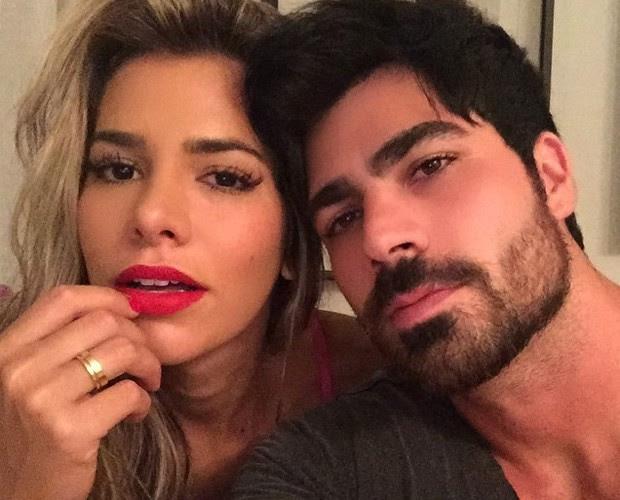Adriana e Rodrigão se conheceram no BBB11 (Foto: Arquivo Pessoal)