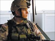 Captain Drew Jensen - United States Army