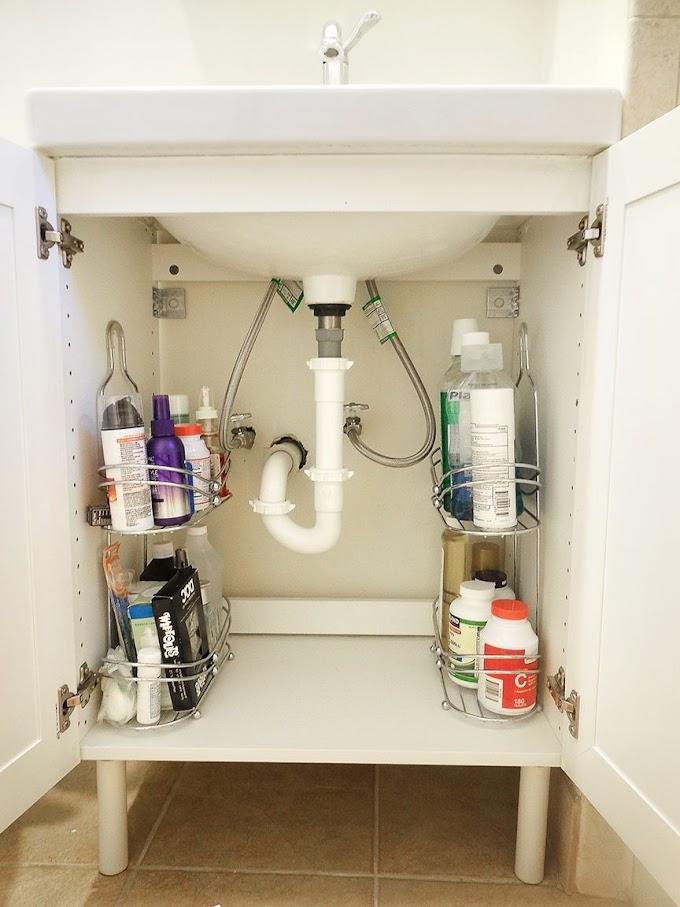 Storage Tiny Bathroom Organization Ideas
