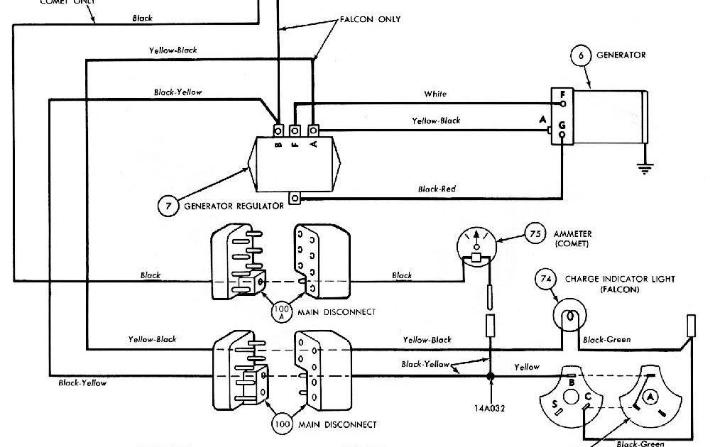 1970 Mustang Fuse Box Diagram