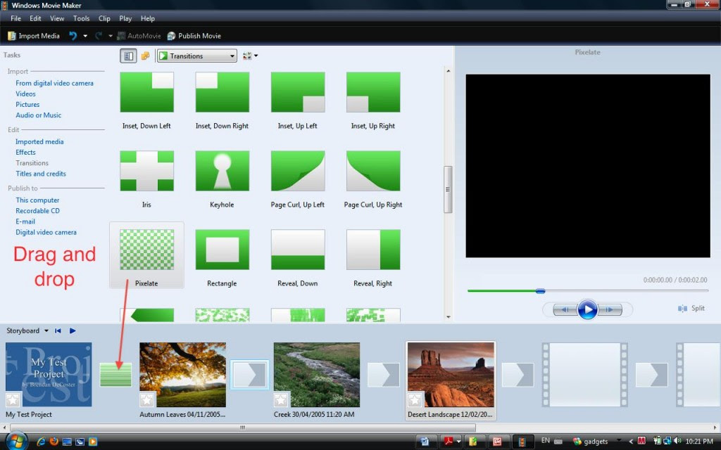 Windows Live Movie Maker 14 - X 64-bit Download