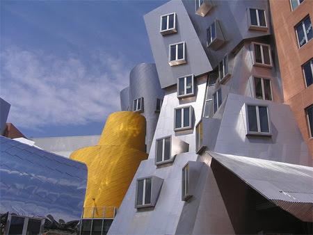 ilginç, bina, apartman gökdelen tasarımları