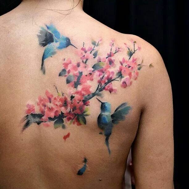 9 Japanese Hummingbird Tattoo Meaning Hummingbird Tattoo Meaning