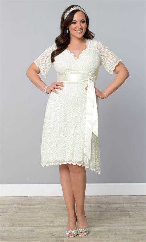 Lace Confections Wedding Dress   Plus Size Special
