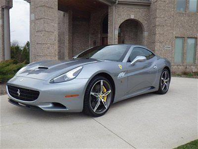 Buy used 2013 FERRARI CALIFORNIA 1K MILES $237825 MSRP ...