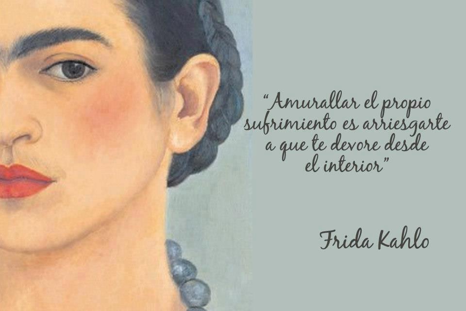 Las Mejores Frases De Frida Kahlo Me Lo Dijo Lola