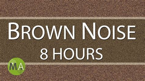 brown noise  hours  relaxation sleep studying