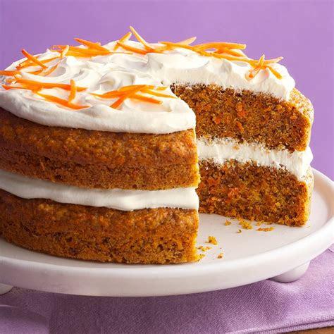 diabetic carrot cake recipe eatingwell
