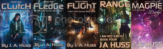 I am Not Junco - Range by J. A. Huss