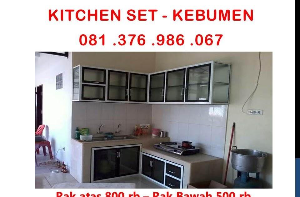 kitchen set bahan acp  tentang kitchen