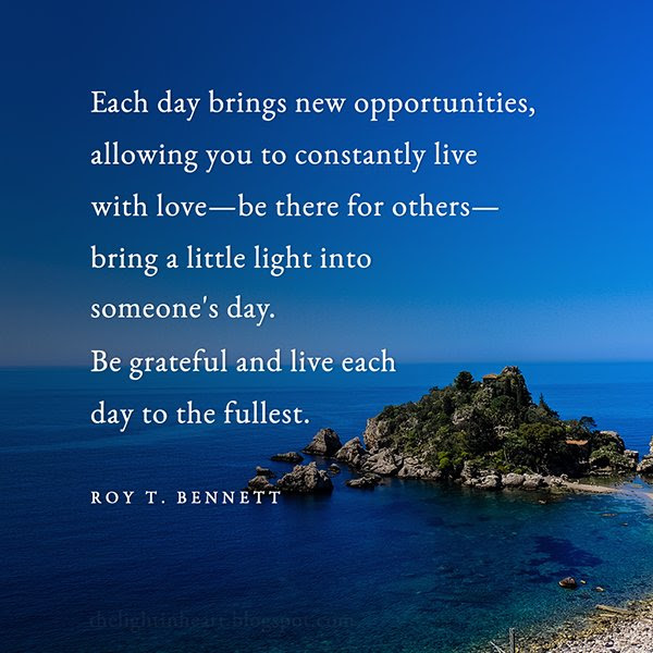 Positiveimpact At Inspiringthinkn Each Day Brings New Opportunities