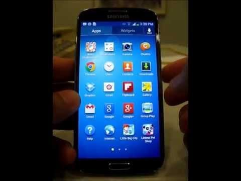 Hp Samsung Galaxi S 4