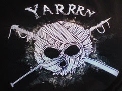 Yarrrn t-shirt