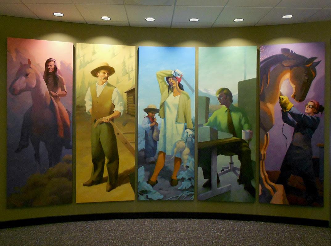 Columbine Gallery Art Happenings Columbine Gallery