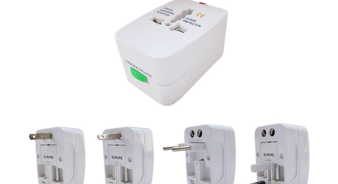 Travel Adapter Needed For Thailand Adapter 1