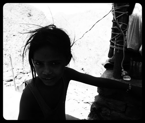 Saving The Girl Child Is Not Part Of A Political Or Social Agenda by firoze shakir photographerno1