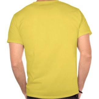 Subutai Red & Gold Seal Shirt