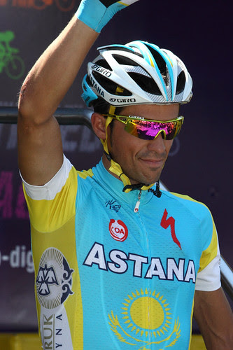 Alberto Contador - Astana