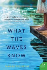 What the Waves Know cover