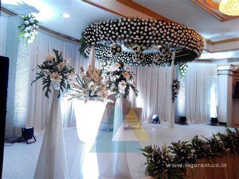 Reception Decoration @ Le Royal Park, Pondicherry