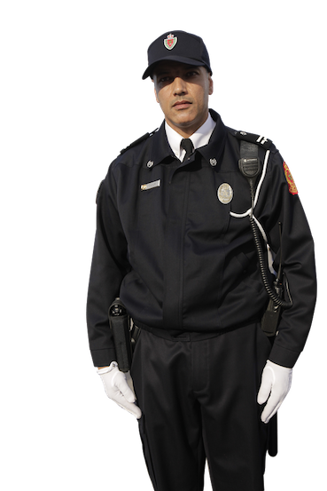 الشرطة البوليس الزي الجديد