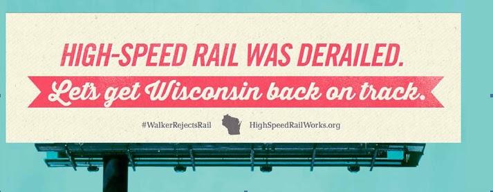Cringe-worthy golden oldie on Walker and passenger rail