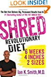 Shred by Ian K. Smith book cover