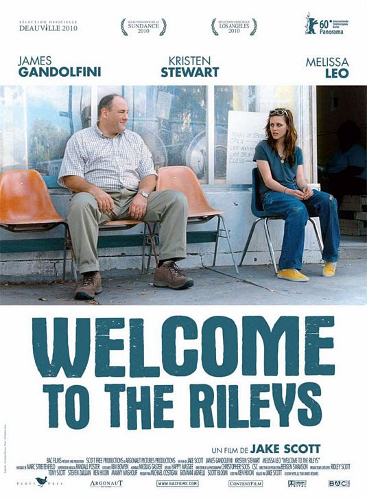 IMP Awards > 2010 Movie Poster Gallery > Welcome to the Rileys