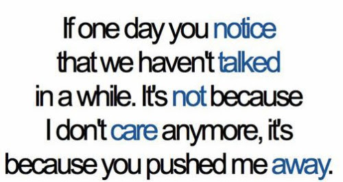 Quotes About Boyfriend Not Caring 20 Quotes