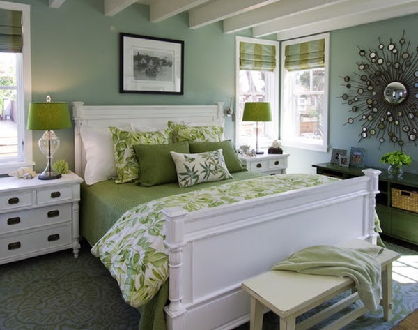 Get Inspired For Bedroom Paint Color Ideas Green wallpaper