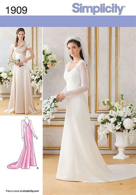Best 25  Wedding dress sewing patterns ideas on Pinterest